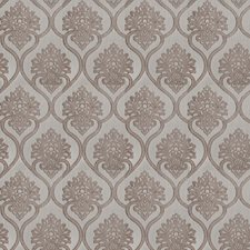 Ecru Jacquard Pattern Drapery and Upholstery Fabric by Trend