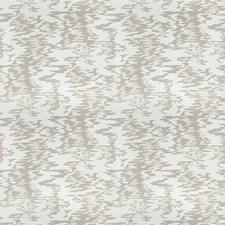 Tidal Foam Geometric Drapery and Upholstery Fabric by Fabricut