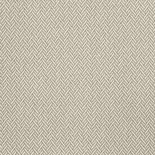 Slate Herringbone Drapery and Upholstery Fabric by Fabricut