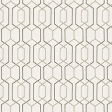 Birch Embroidery Drapery and Upholstery Fabric by Fabricut