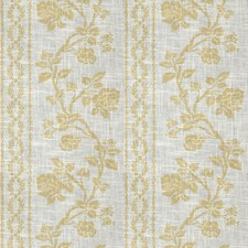 Artichoke Floral Drapery and Upholstery Fabric by Vervain