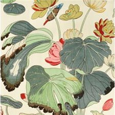 Natural Print Drapery and Upholstery Fabric by Lee Jofa