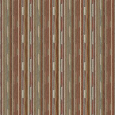 Confetti Stripes Drapery and Upholstery Fabric by S. Harris