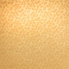 Gold Leaves Drapery and Upholstery Fabric by Trend