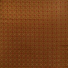 Chestnut Small Scale Woven Drapery and Upholstery Fabric by Trend