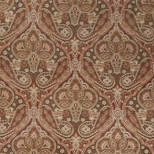 Spicewood Paisley Drapery and Upholstery Fabric by Trend