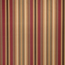 Cinnamon Stripes Drapery and Upholstery Fabric by Trend