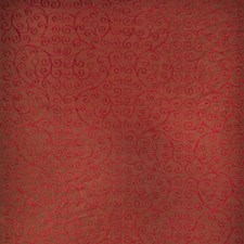 Scarlet Embroidery Drapery and Upholstery Fabric by Trend