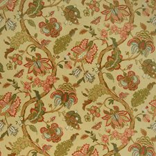 Document Jacobean Drapery and Upholstery Fabric by Trend