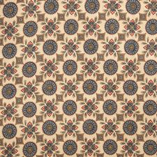 Heritage Print Pattern Drapery and Upholstery Fabric by Trend