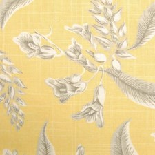 Yellow All Over Drapery and Upholstery Fabric by Duralee