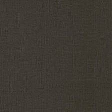 Dark Grey Solid Drapery and Upholstery Fabric by Trend