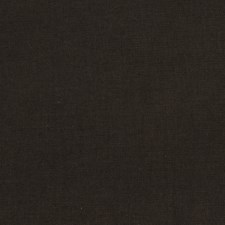 Jet Black Solid Drapery and Upholstery Fabric by Trend