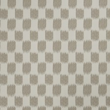 Dove Gray Flamestitch Drapery and Upholstery Fabric by Trend