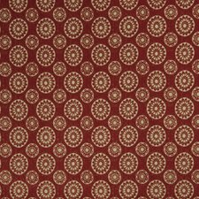 Punch Geometric Drapery and Upholstery Fabric by Trend
