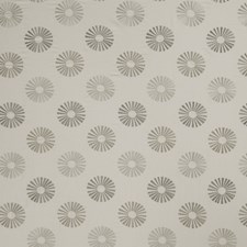 Dove Gray Embroidery Drapery and Upholstery Fabric by Trend