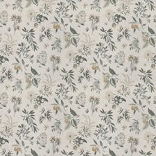 La Mer Floral Drapery and Upholstery Fabric by Fabricut