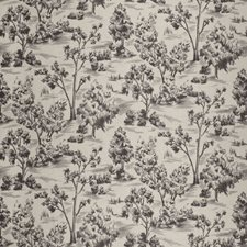 Coal Novelty Drapery and Upholstery Fabric by Fabricut