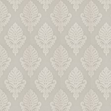 Mist Medallion Drapery and Upholstery Fabric by Trend