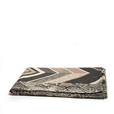 Grey Quartz Novelty Drapery and Upholstery Fabric by S. Harris