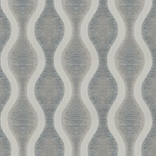 Lake Geometric Drapery and Upholstery Fabric by Trend