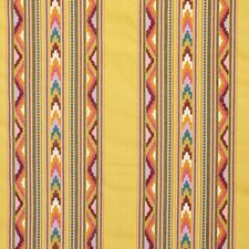 Saffron Drapery and Upholstery Fabric by Schumacher