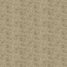 Khaki Print Pattern Drapery and Upholstery Fabric by S. Harris