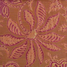 Azalea Floral Medium Drapery and Upholstery Fabric by Highland Court