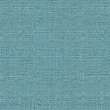 Turquoise Solid Drapery and Upholstery Fabric by Brunschwig & Fils