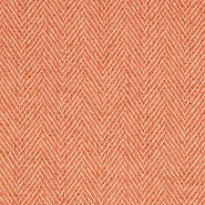 Blush Herringbone Drapery and Upholstery Fabric by Brunschwig & Fils