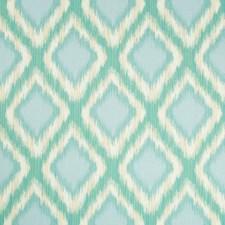 Lagoon Diamond Drapery and Upholstery Fabric by Brunschwig & Fils