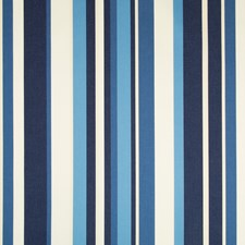 Marine Stripes Drapery and Upholstery Fabric by Brunschwig & Fils