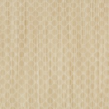 Wheat Geometric Drapery and Upholstery Fabric by Brunschwig & Fils