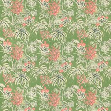Fern Asian Drapery and Upholstery Fabric by Brunschwig & Fils