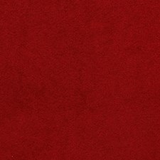 Cranberry Solid Drapery and Upholstery Fabric by S. Harris