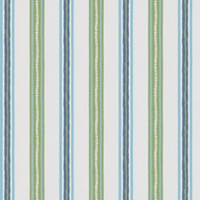 Apple Stripes Drapery and Upholstery Fabric by Stroheim