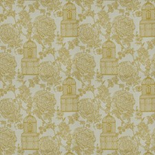 Citrus Floral Drapery and Upholstery Fabric by Stroheim