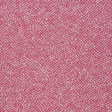 Fuchsia Small Scale Woven Drapery and Upholstery Fabric by Stroheim