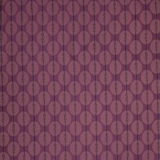 Orchid Geometric Drapery and Upholstery Fabric by S. Harris