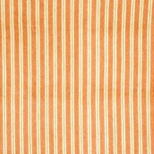 Ginger Stripes Drapery and Upholstery Fabric by S. Harris