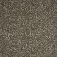 Hematite Geometric Drapery and Upholstery Fabric by S. Harris