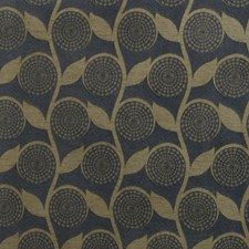 Willow Sky Geometric Drapery and Upholstery Fabric by S. Harris
