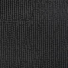 Ebony Contemporary Drapery and Upholstery Fabric by S. Harris