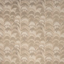 Coin Geometric Drapery and Upholstery Fabric by S. Harris