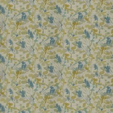 Mineral Floral Drapery and Upholstery Fabric by Fabricut