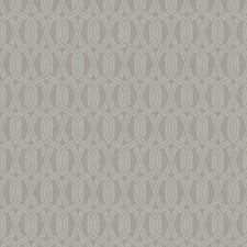 Platinum Geometric Drapery and Upholstery Fabric by Fabricut