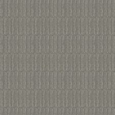 Stone Geometric Drapery and Upholstery Fabric by Trend