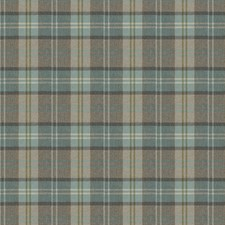 Seaglass Herringbone Drapery and Upholstery Fabric by Trend