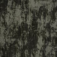 Smoke Geometric Drapery and Upholstery Fabric by S. Harris