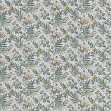 Palm Floral Drapery and Upholstery Fabric by Trend